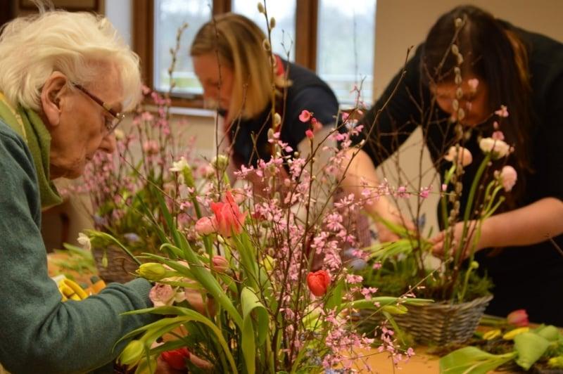 Spring Flowers Workshop