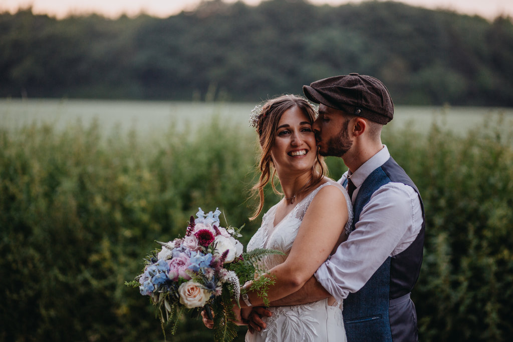 Woodland wedding, lila's Wood Tring
