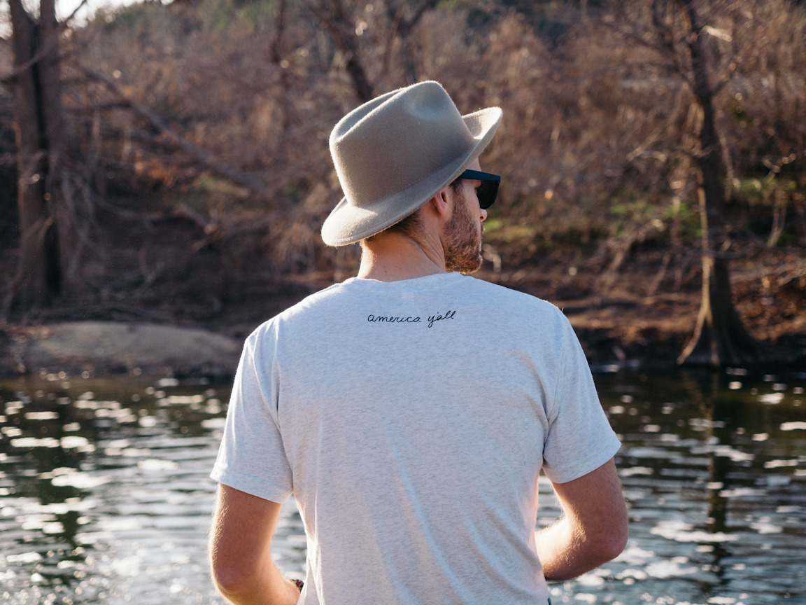 america yall texas camping tee shirt pawlowski moose tx hiking (1 of 6).jpg