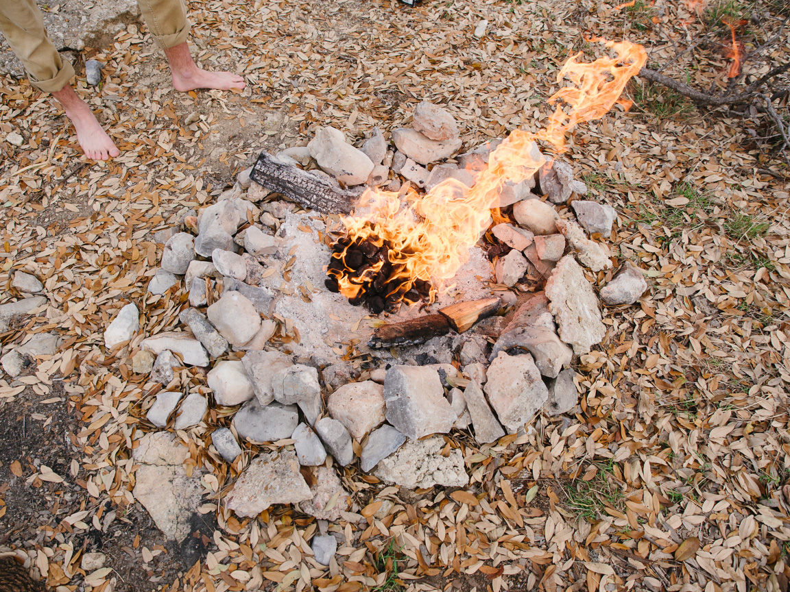 pace bend texas camping camp americayall america yall pawlowski cook cooking 5