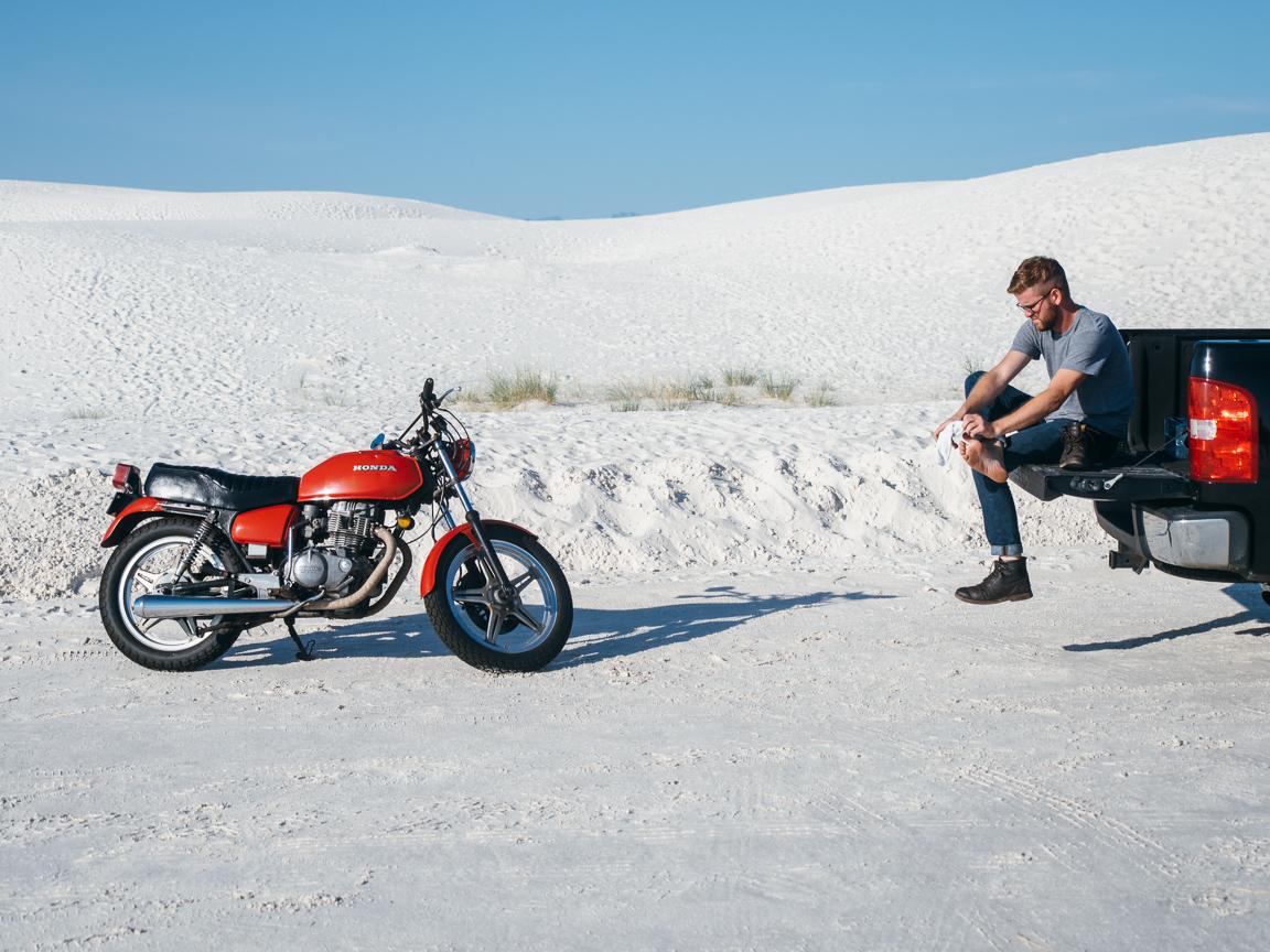new mexico arizona utah lake powell arches motorcycle america yall americayall pawlowski camp camping 5