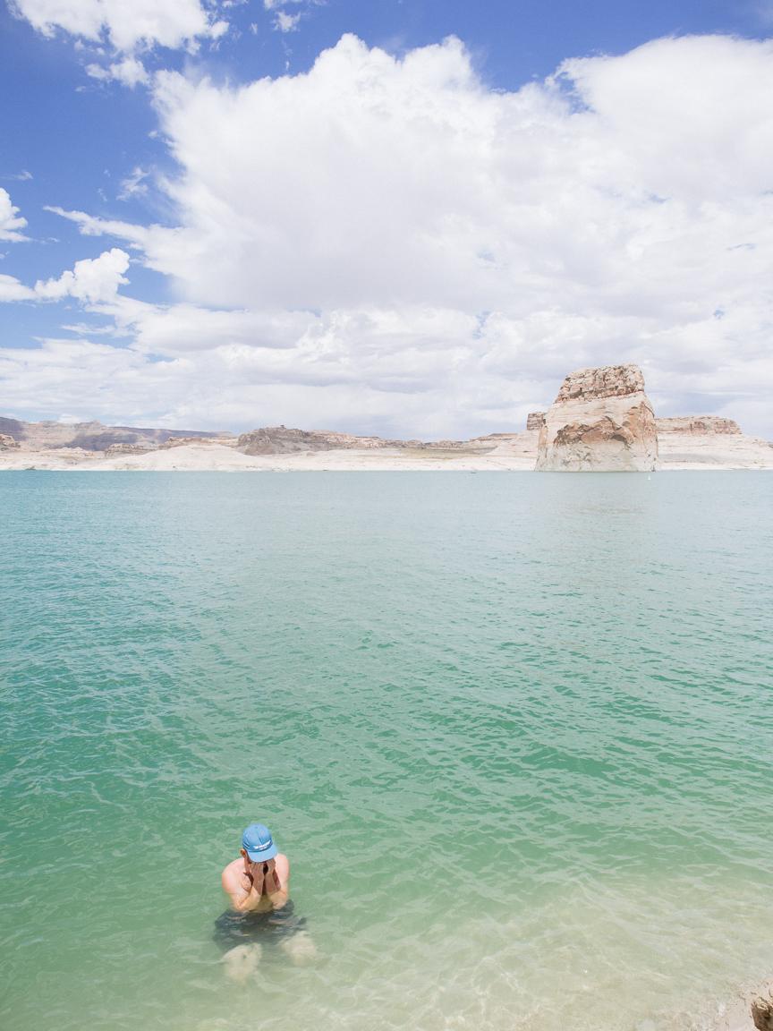 new mexico arizona utah lake powell arches motorcycle america yall americayall pawlowski camp camping lone rock