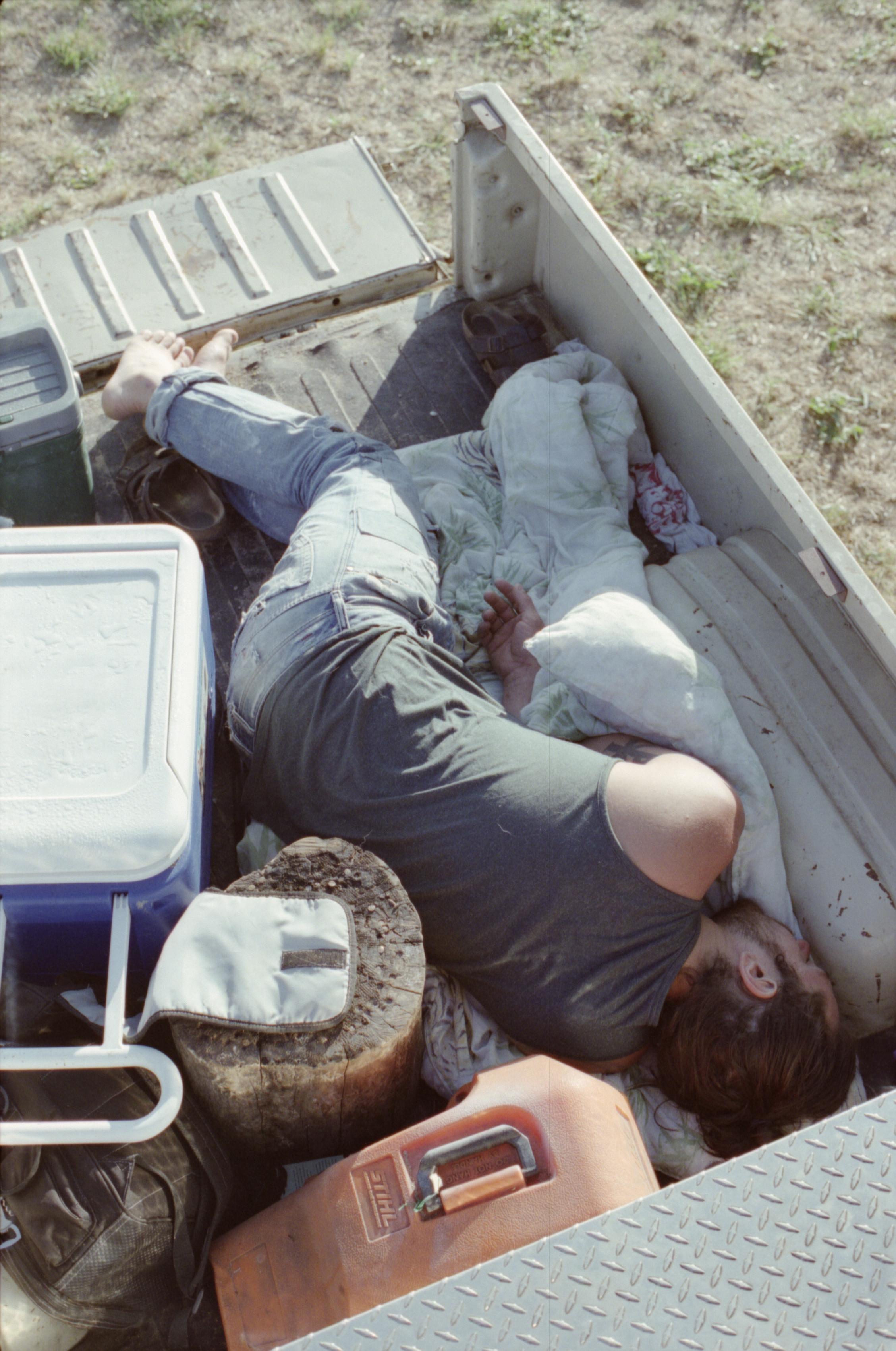 llano texas camping toyota film whatley pawlowski truck