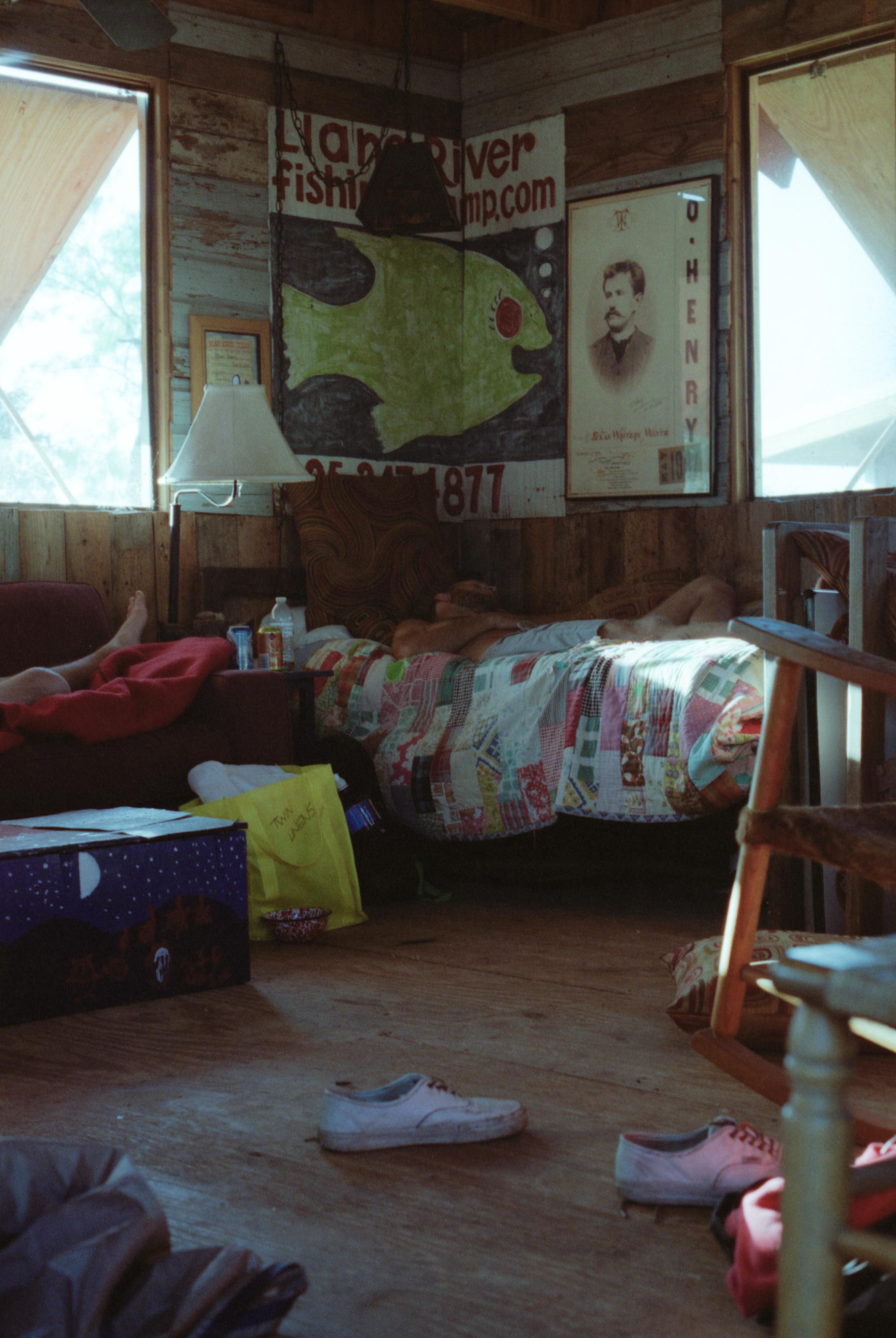 llano texas camping camp pawlwoski whatley 35mm film