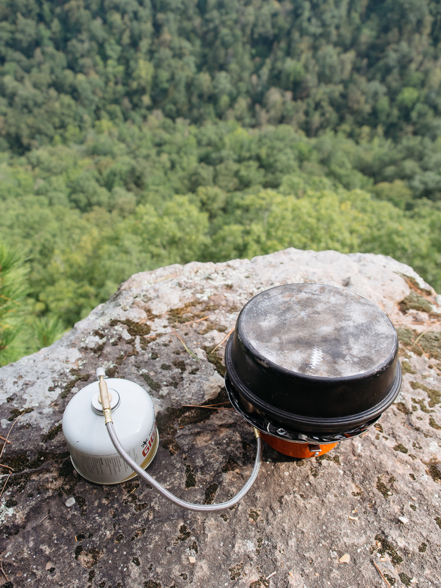 camp camping cook cooking food meals backcountry chicken pawlowski america yall pan