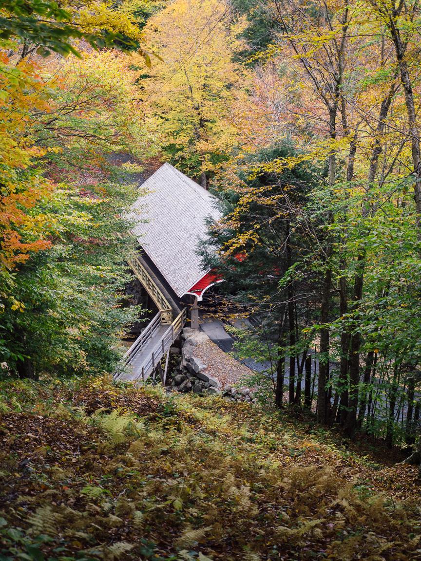 new hampshire camping hiking foliage mountains vsco olympus jeremy pawlowski america yall americayall bridge