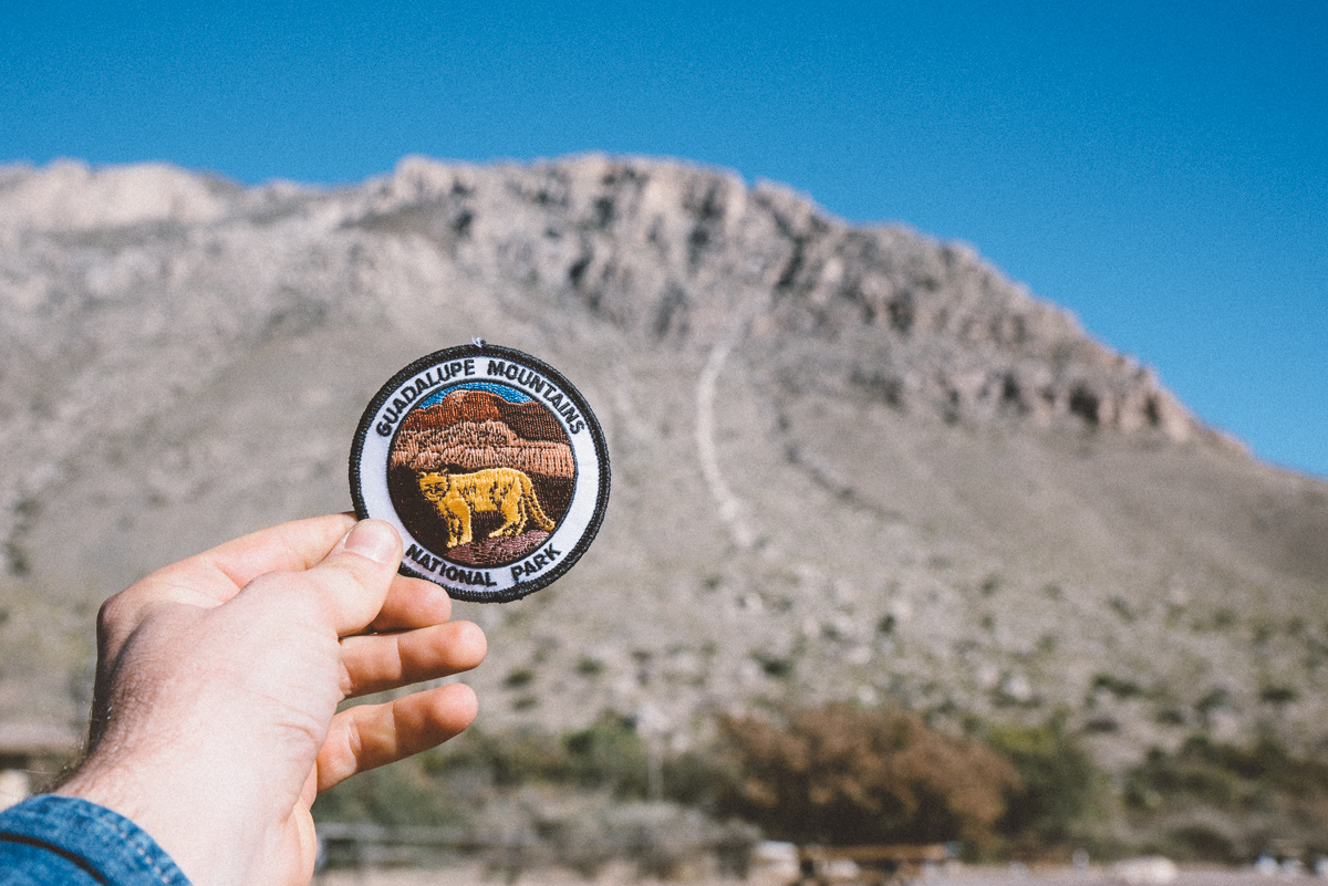 guadalupe mountains national park america yall jeremy pawlowski vsco texas camp patch
