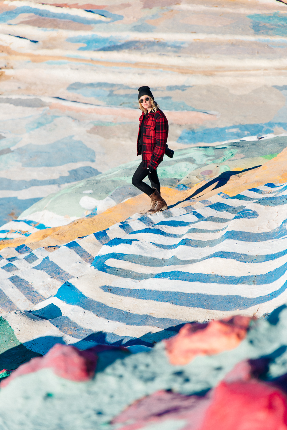 salvation mountain california arizona slab city salton sea vsco nikon america yall pawlowski americayall plaid