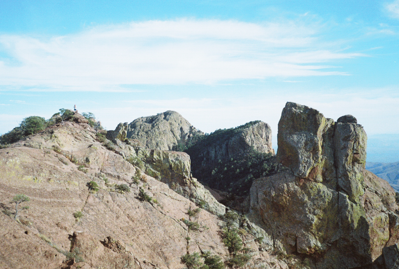 film 35mm lomo olympus hike camp big bend texas america yall pawlowski trail