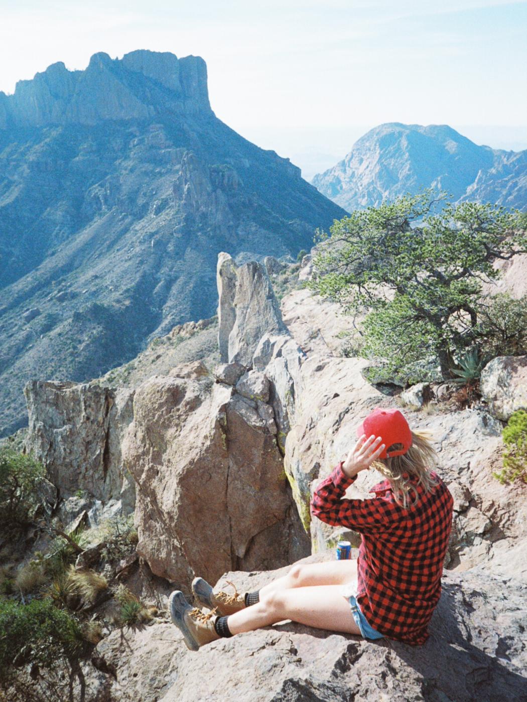 film 35mm lomo olympus hike camp big bend texas america yall pawlowski girl