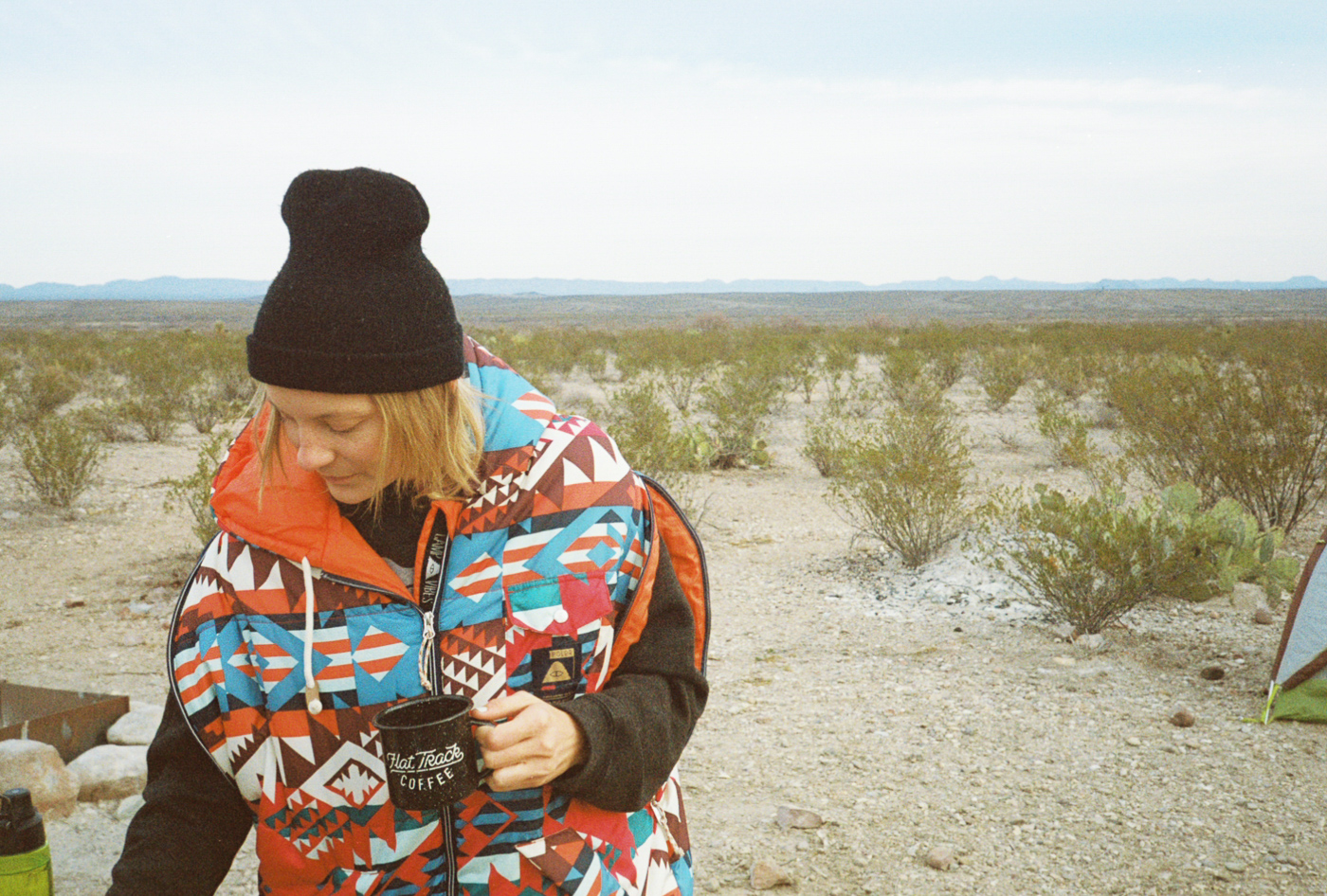film 35mm lomo olympus hike camp big bend texas america yall pawlowski poler stuff