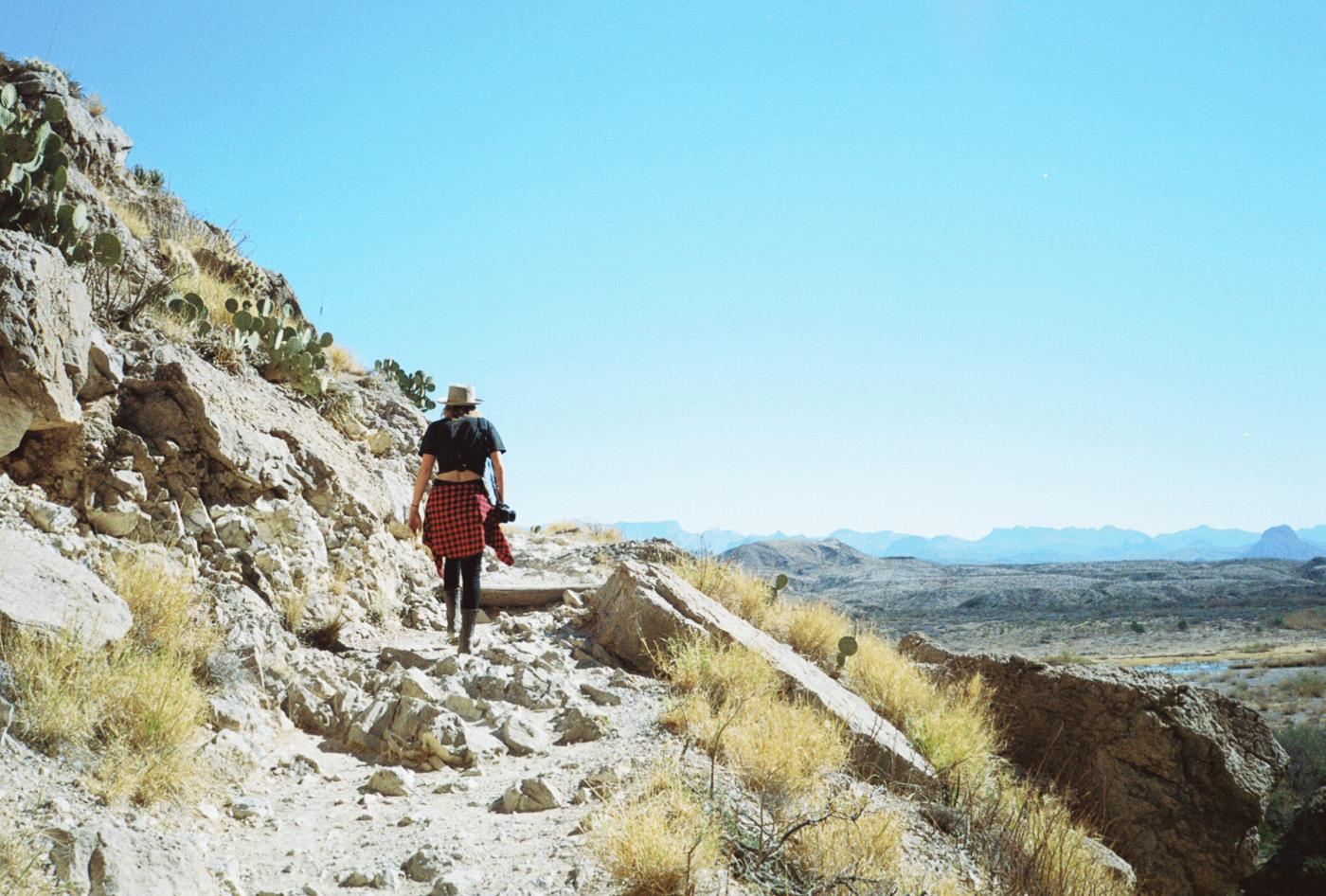 film 35mm lomo olympus hike camp big bend texas america yall pawlowski canyon