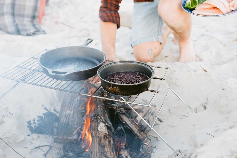 tilapia america yall lauren simpson black beans texas