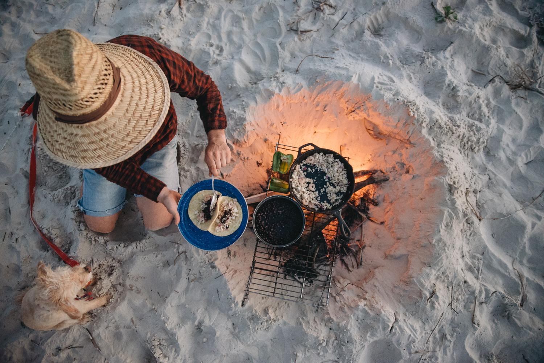crema mexican taco fish port a america yall dog