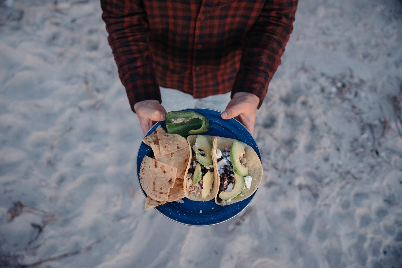 tortilla chips texas port a food cooking beach camping pawlowski america yall