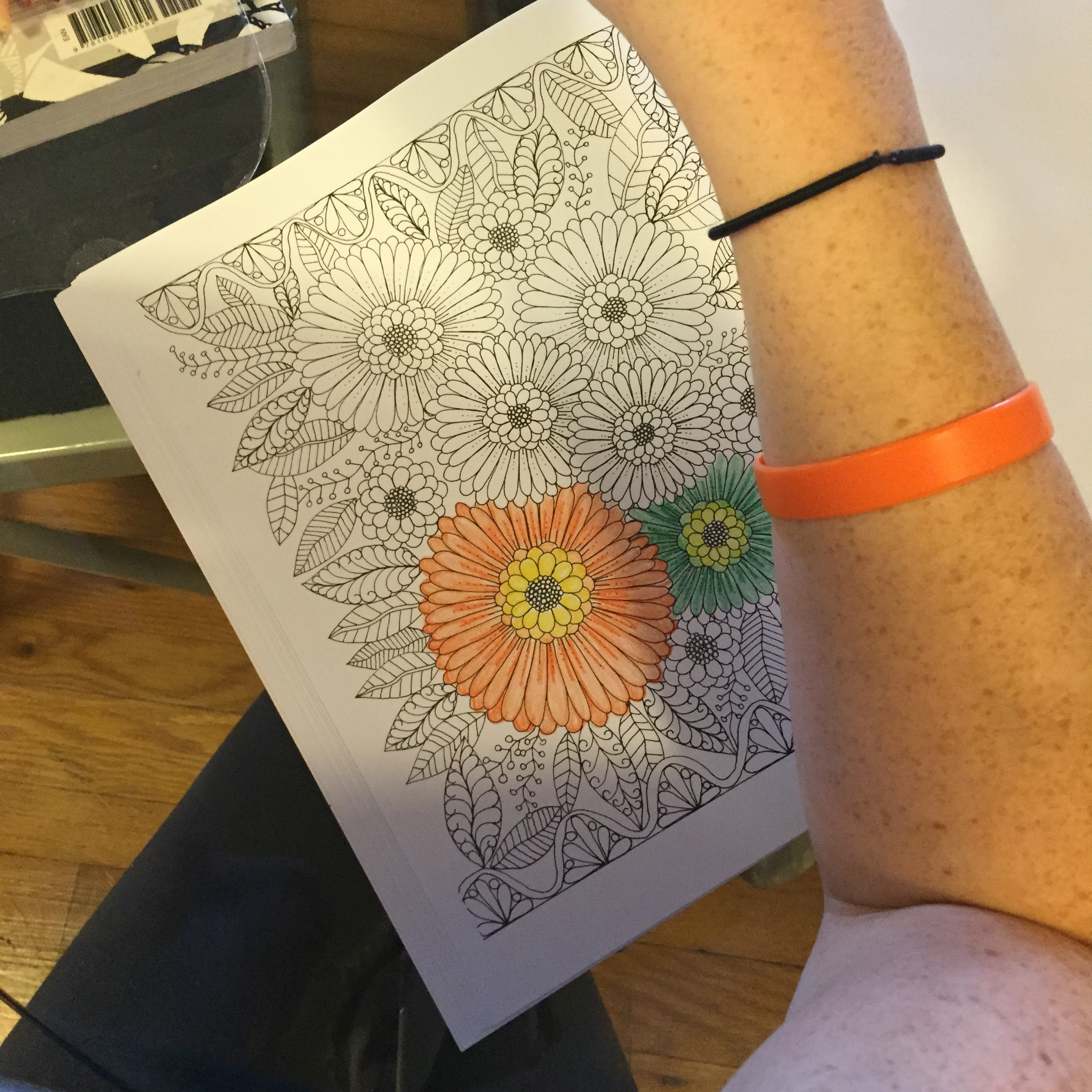 more coloring: it's the new  meditation .