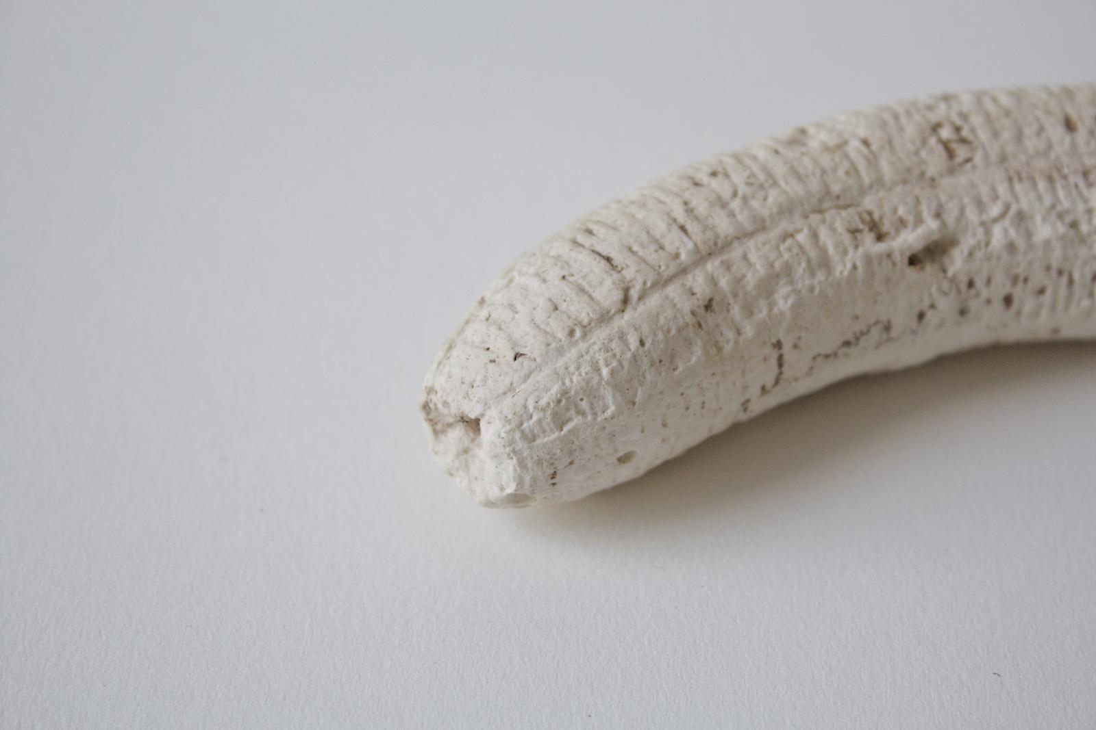 Single (banana), 2013  detail