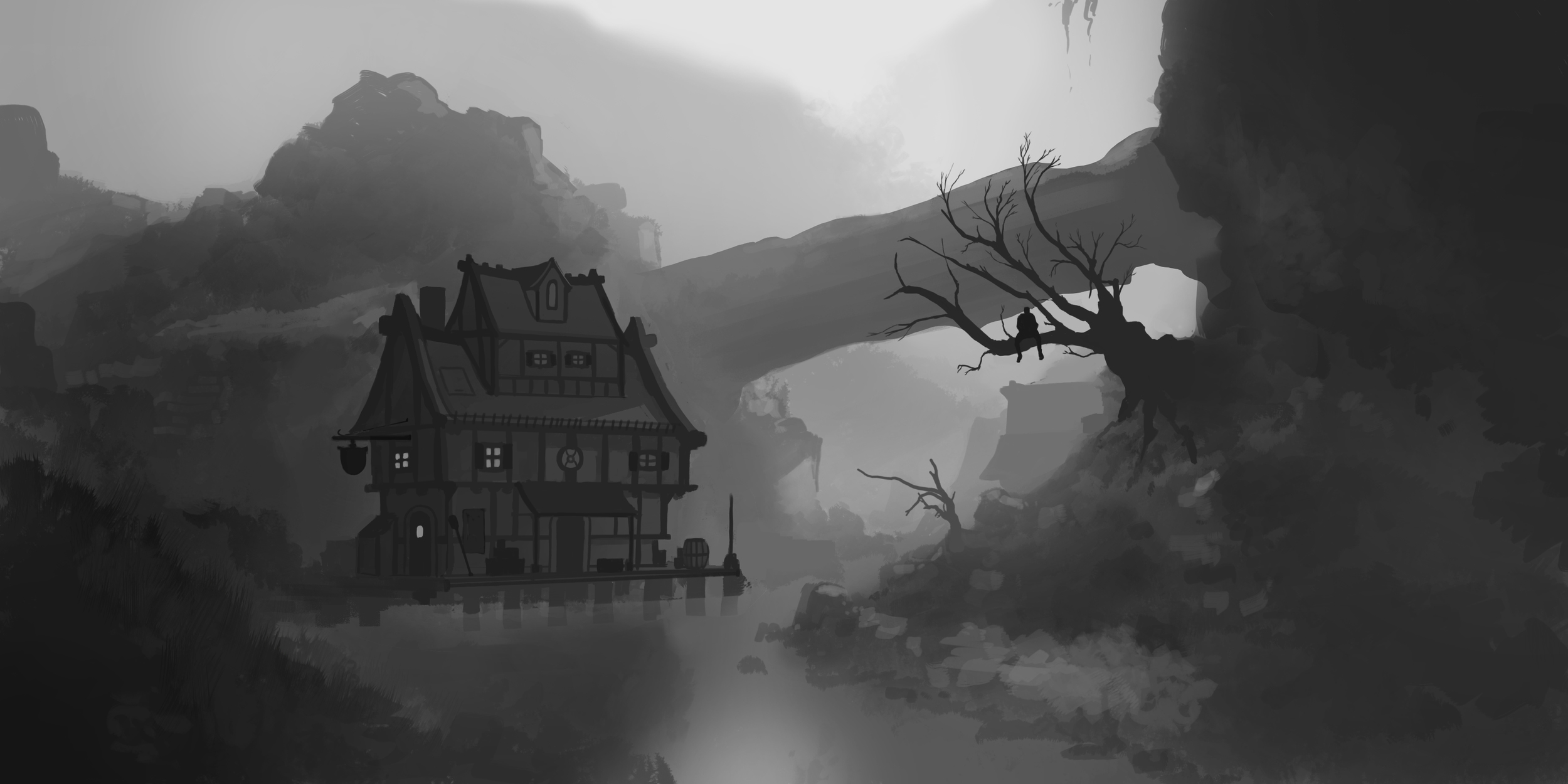James_Chao_River_House_Sketch