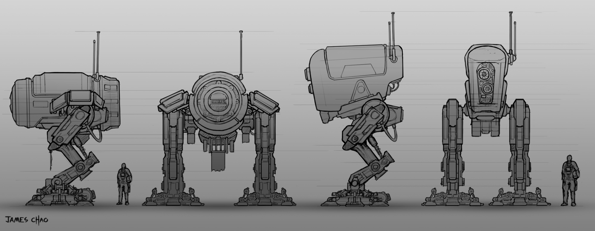 James_Chao_Mech_Sketches