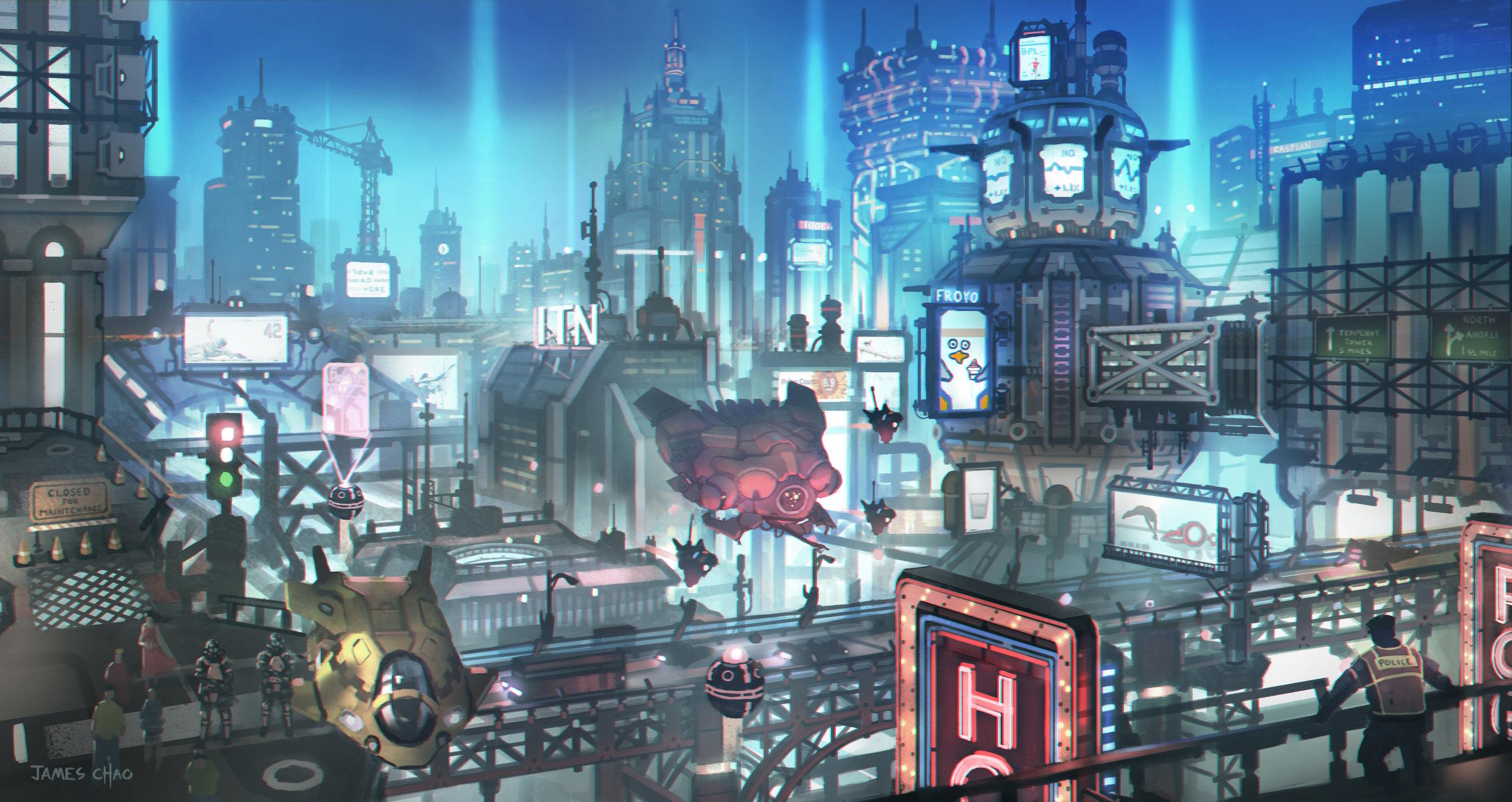 James_Chao_Futuristic_City