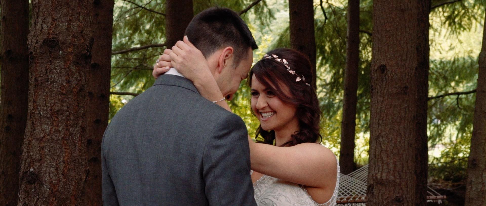 Gorge Crest Wedding Videographer