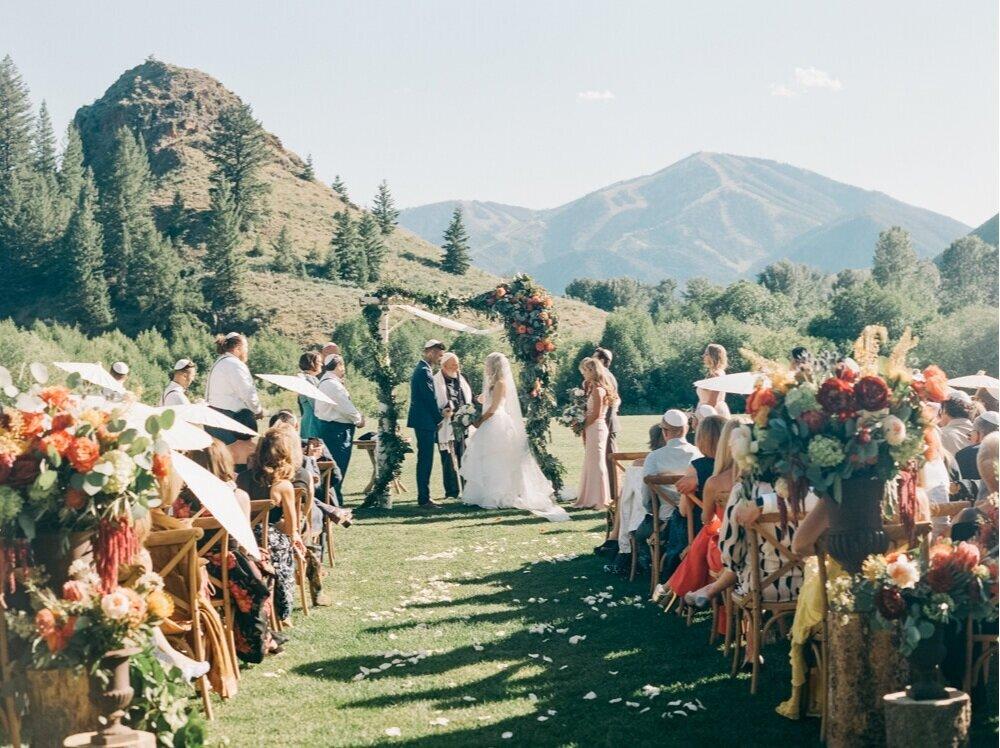 Best Wedding Venues In Sun Valley Idaho