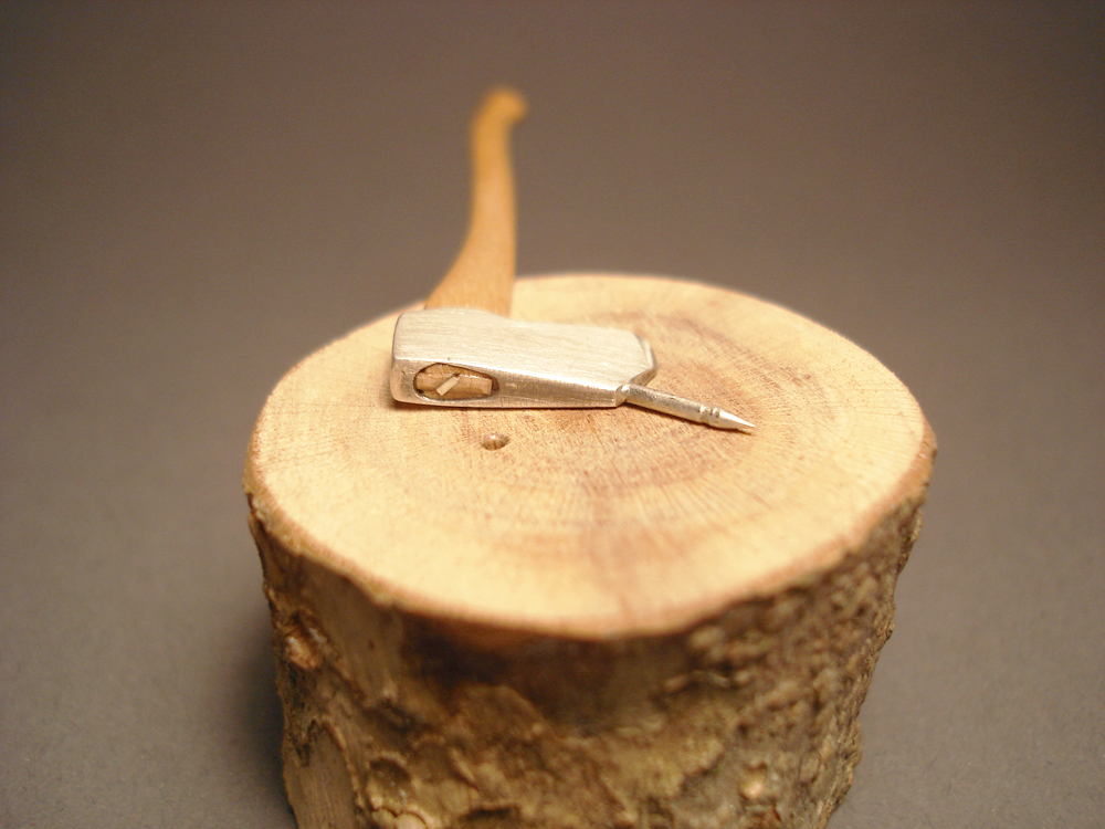 Lumber Axe Detail 2