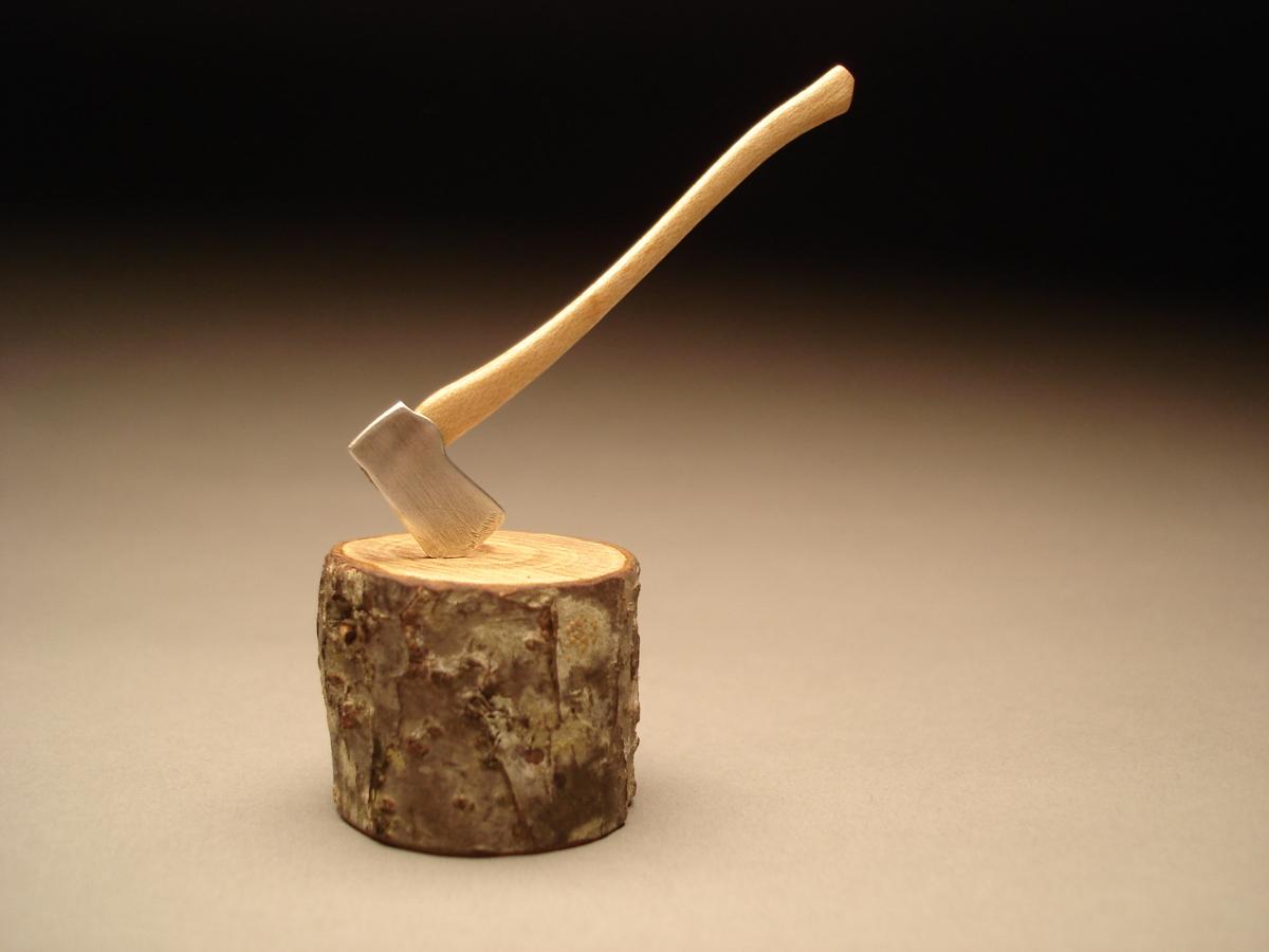 Lumber Jack Axe