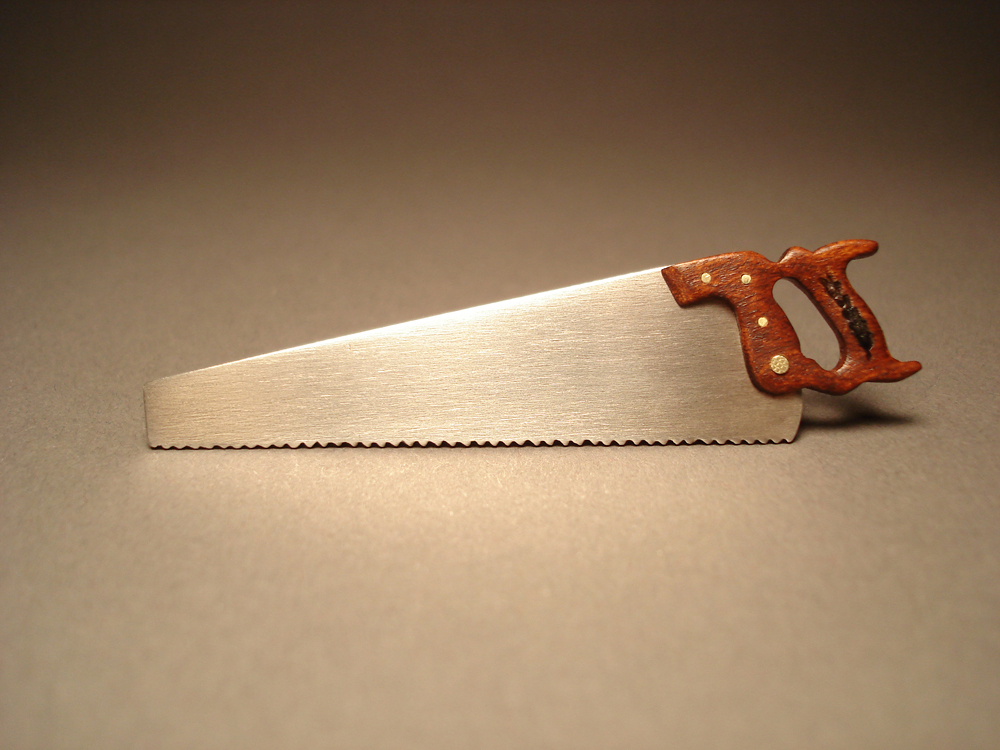 Hand Saw (brown)