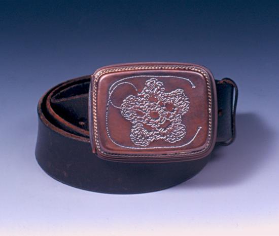 Belt Buckle/ Crochet Kit