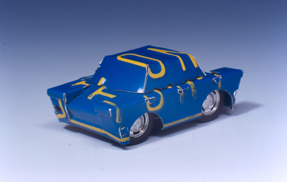 Tony's Car