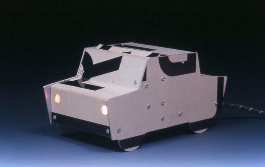 Lamp Car front