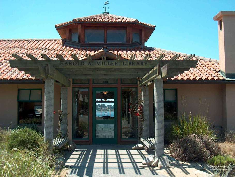 Miller Library of Marine Biology