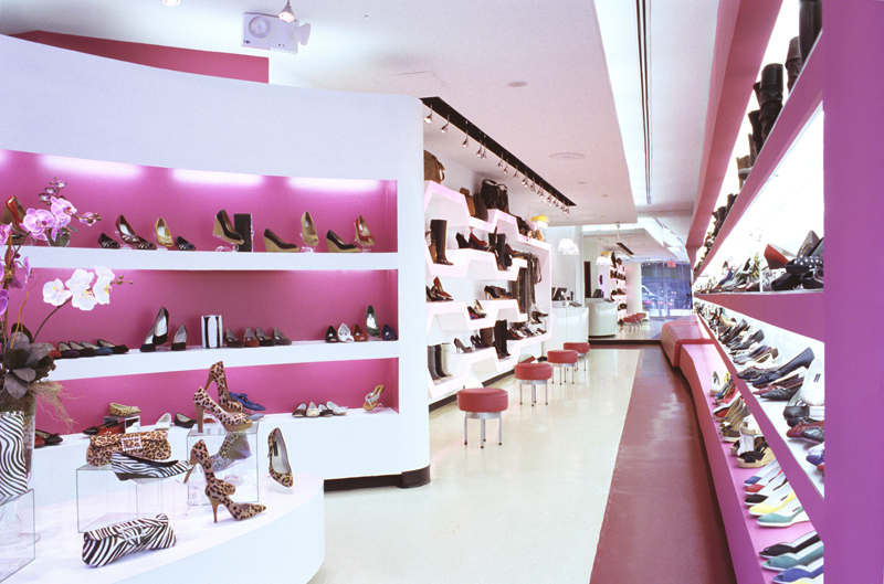 Steve Madden Store in NYC