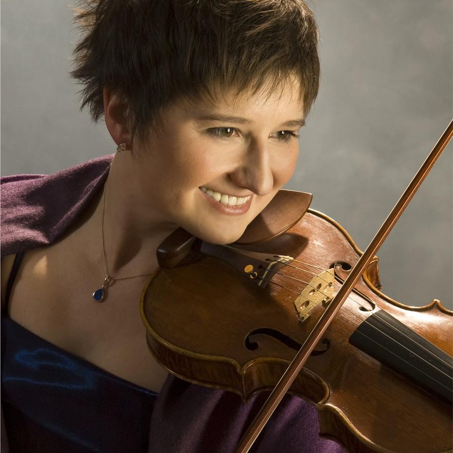 Klaudia Szlachta, Violin