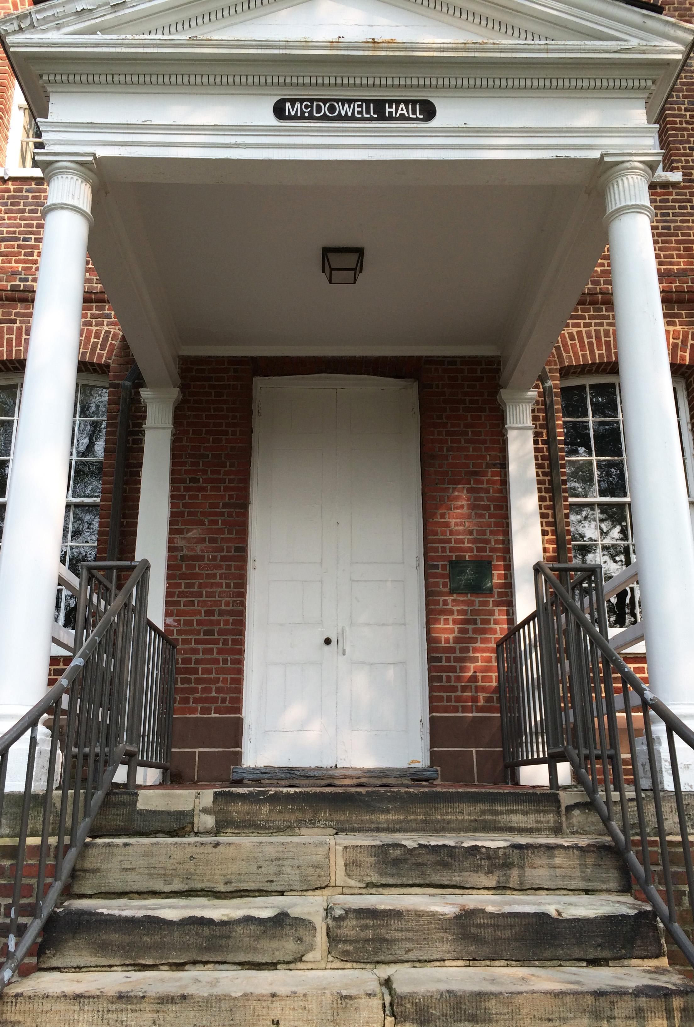 The Historic McDowell Hall