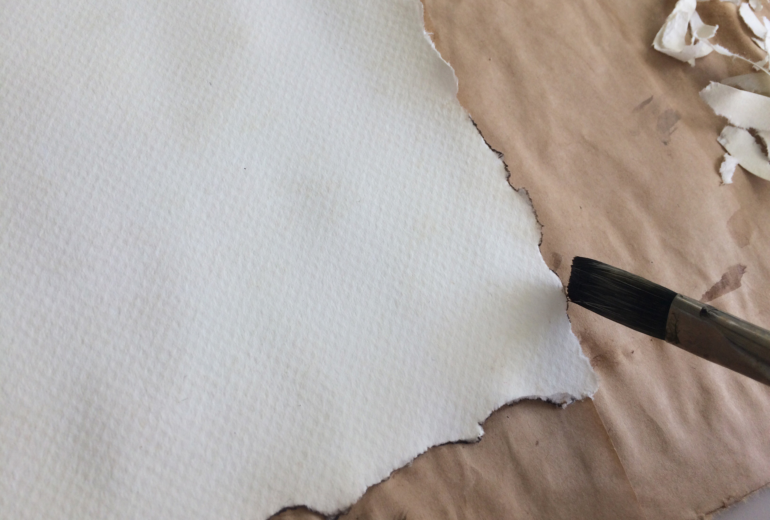 Painting the Edges
