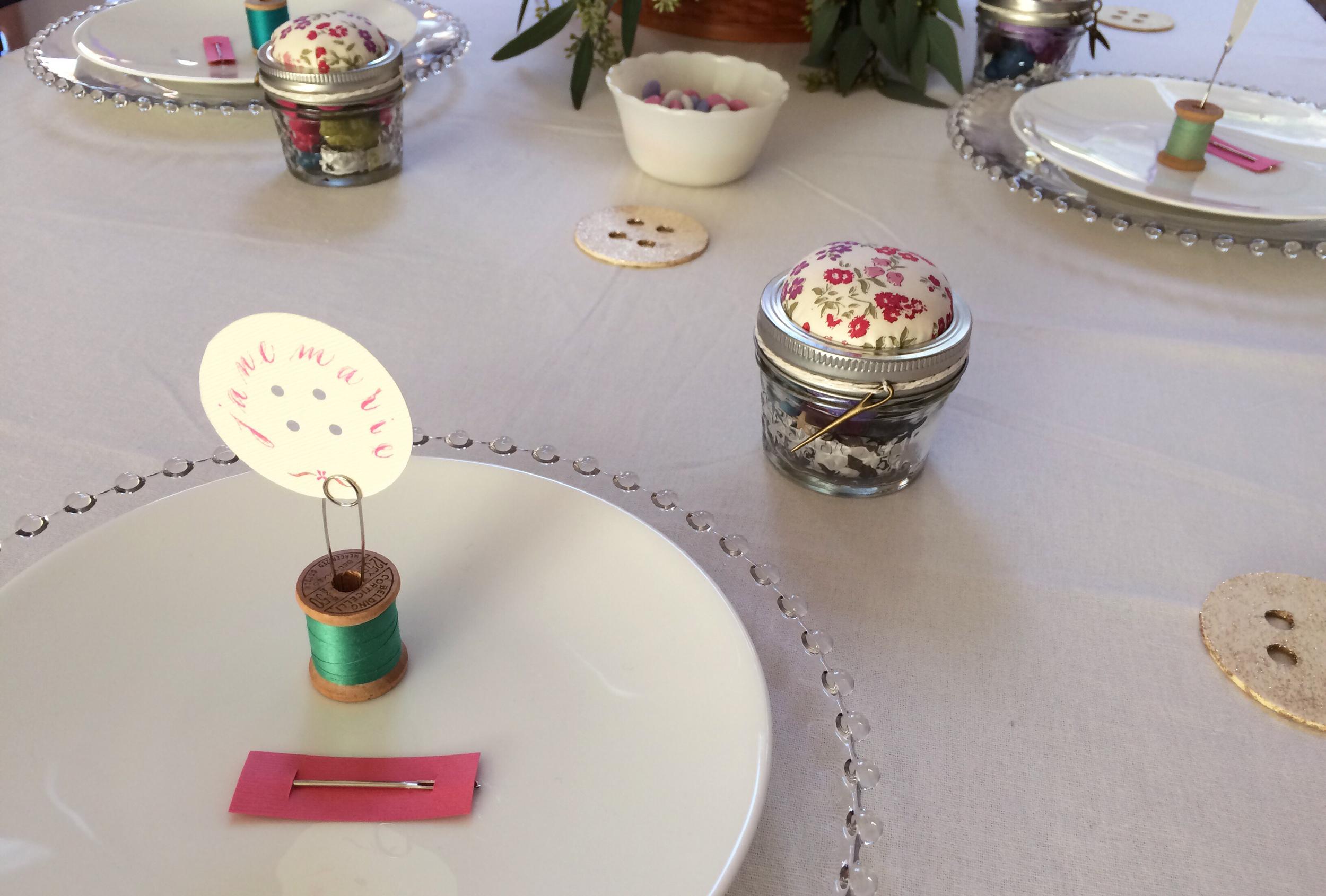 Hibiki's Sewing Party