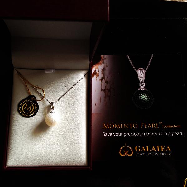 The Galatea Momento Pearl