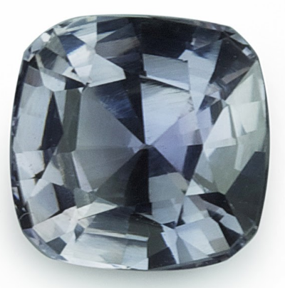 Natural gray sapphire from Deliqa Gems
