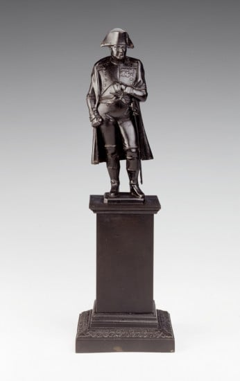 BERLIN IRON NAPOLEON STATUETTE COURTESY OF THE BIRMINGHAM MUSEUM OF ART
