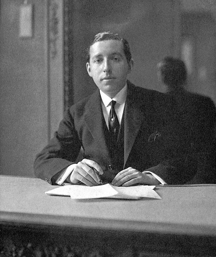Pierre Cartier 1910