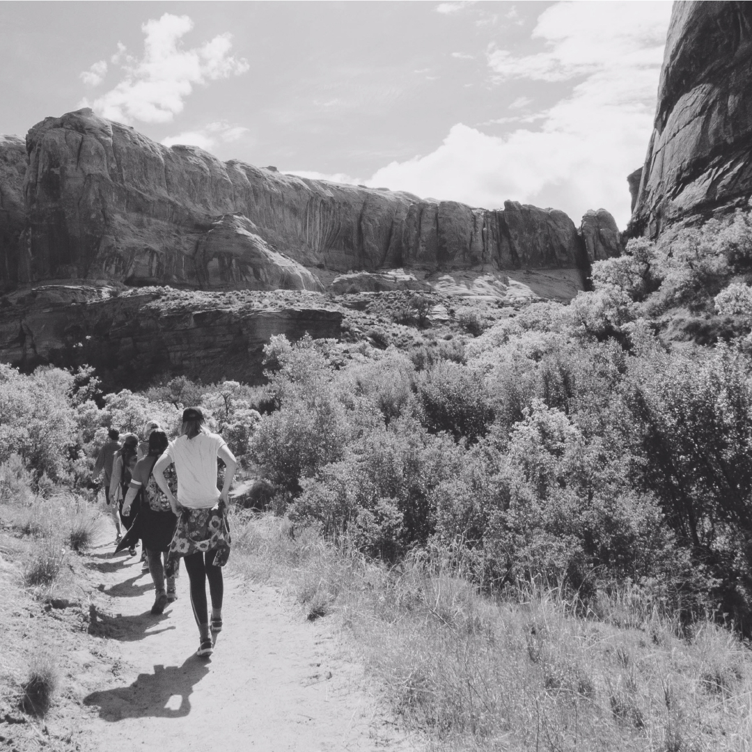 HIKING    With Brandon Luterick    SATURDAY • 9:00AM • LOCATION VARIES   Our group is for women of all ages who are looking for friendship and fellowship. We are committed to supporting and encouraging each other toward a deeper walk with God.