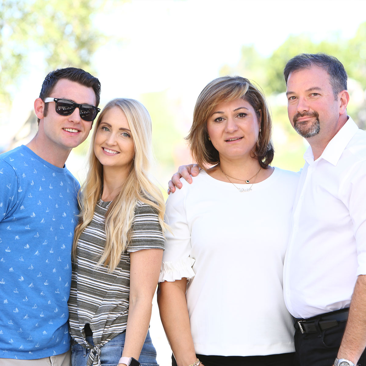 Johnny + Chelsea Stitt & David + Lillian Culley    Family Group    EVERY OTHER MONDAY • 6:30PM • SAN MARCOS   We are a family group that meets together to grow in the study of God's Word, fellowship and community.