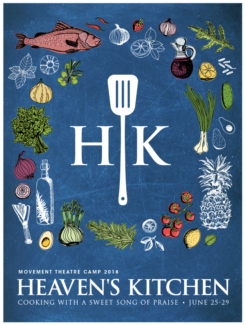 Heaven's Kitchen  teaches us that praise is an important ingredient in all our lives. Our Top Chef teaches us about the fruit of the Spirit and being grounded in Christ.