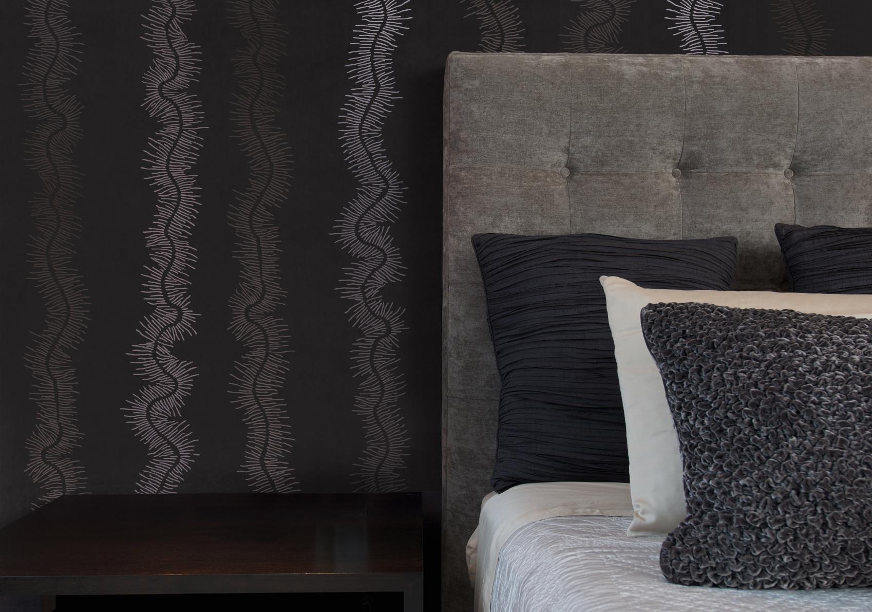 Meander Bedroom Wallpaper for Bleux.jpg