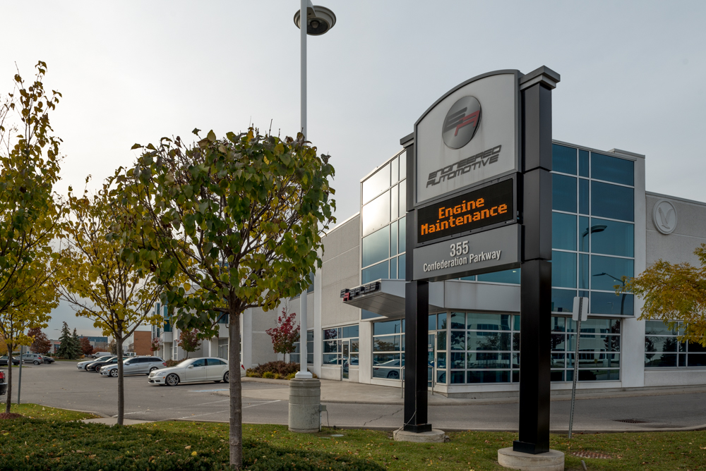 """In Vaughan, Ontario there is an Automotive shop in the words of the owner """"At EA, we pride ourselves in making your automotive dreams a reality, however big or small they may be."""" Whether it is regular maintenance, want a little more oomph when you accelerate, or you have been dreaming a certain car and look. Look no further Engineered Automotive is your place!"""