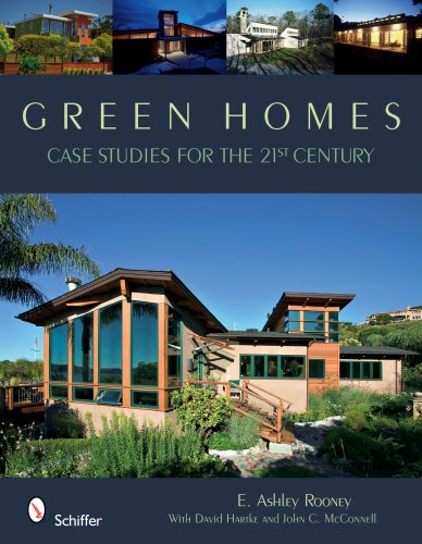 Cover Image, Green Homes