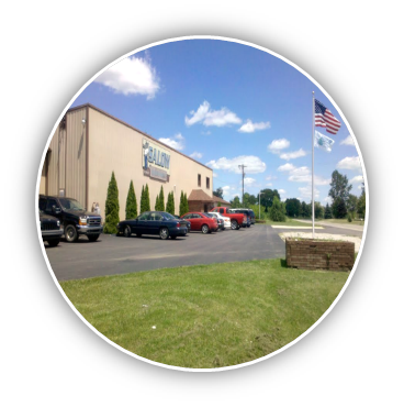 2. Munith Manufacturing Facility// 31,000 Sq. Ft.. Located in the center of a triangle formed by the cities of Jackson, Lansing and Ann Arbor in south central Michigan.