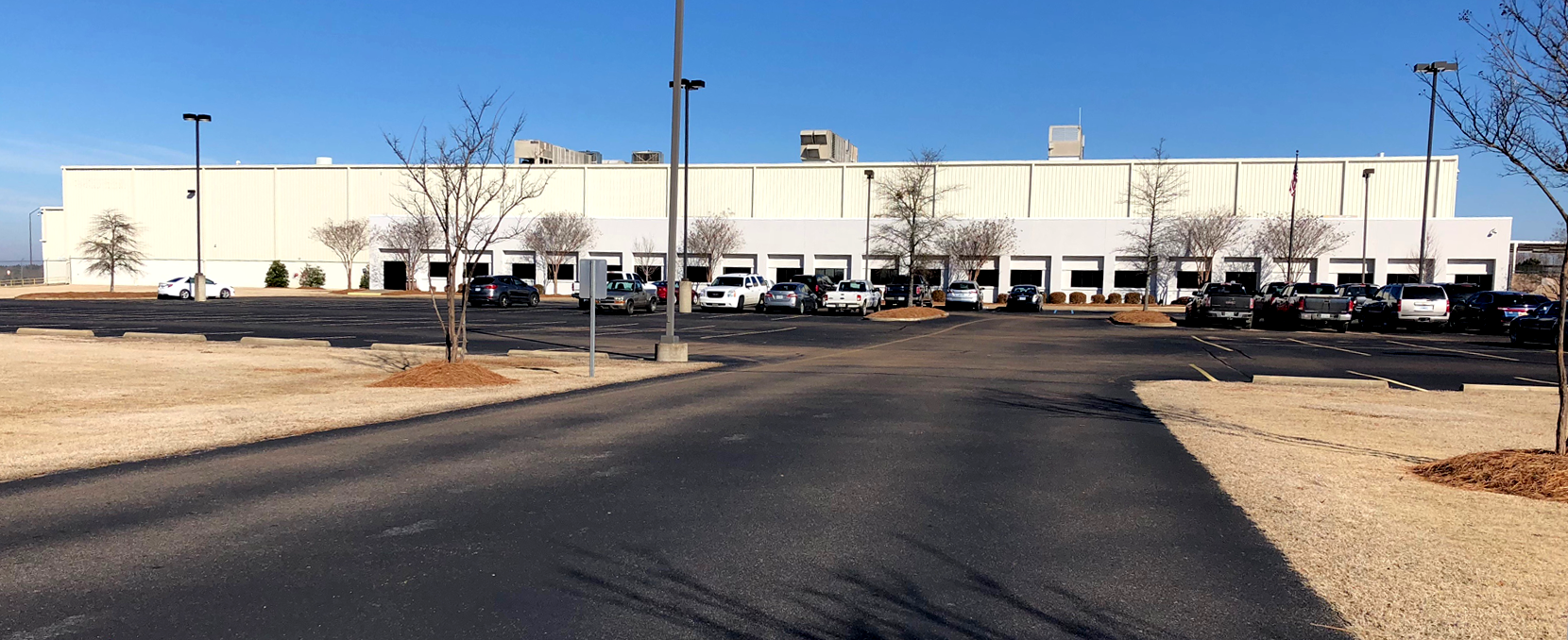 Oxford, Mississippi - 180,000 sq. ft.Large Diameter Cold Form and Machining Facility